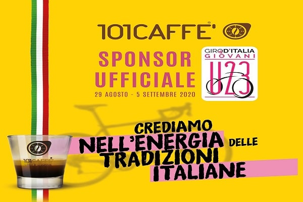 101caffè al giro d'italia under 23