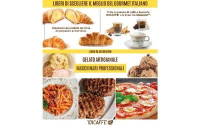 Gourmet Italiano 101CAFFE 1