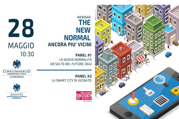 The new normal: ancora più vicini!