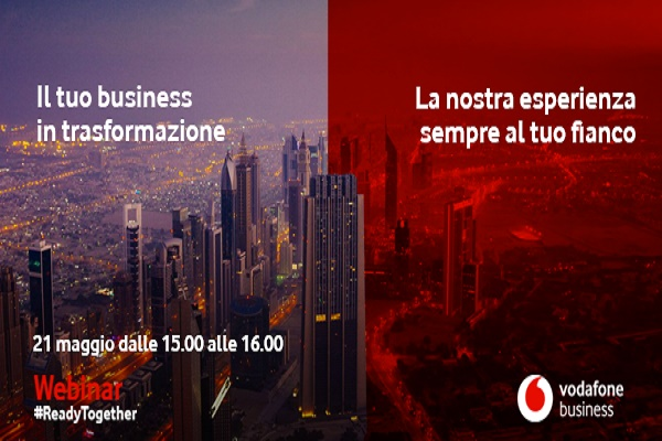 vodafone business continuity